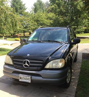 Picture of 1999 Mercedes-Benz M-Class ML 320, exterior