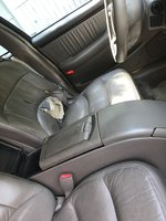 Picture of 1998 Buick Park Avenue 4 Dr Ultra Supercharged Sedan, interior