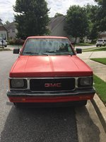 Picture of 1991 GMC Sonoma 2 Dr STD Standard Cab LB, exterior