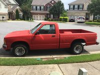 Picture of 1991 GMC Sonoma 2 Dr STD Standard Cab LB, exterior, gallery_worthy