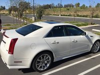 Picture of 2010 Cadillac CTS-V Base, exterior, gallery_worthy