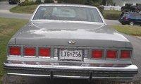 Picture of 1984 Chevrolet Caprice Classic, exterior