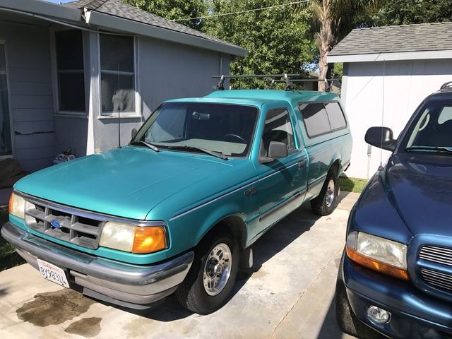 Picture of 1994 Ford Ranger XLT Standard Cab LB, exterior, gallery_worthy