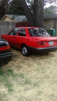 Picture of 1992 Nissan Sentra SE-R Coupe, exterior