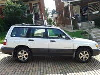 Picture of 2001 Subaru Forester L, exterior, gallery_worthy