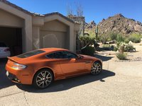 Picture of 2012 Aston Martin V8 Vantage Coupe RWD, exterior, gallery_worthy