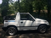 Picture of 1996 Geo Tracker 2 Dr LSi Convertible, exterior, gallery_worthy