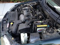 Picture of 2003 Mazda Protege DX, engine