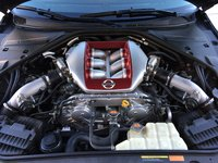 Picture of 2013 Nissan GT-R Black Edition, engine, gallery_worthy