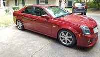 Picture of 2005 Cadillac CTS-V 4 Dr STD Sedan, exterior