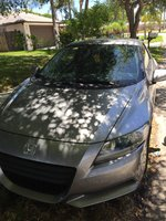 Picture of 2012 Honda CR-Z Base Coupe, exterior