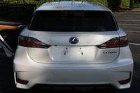 Picture of 2017 Lexus CT 200h Hybrid, exterior