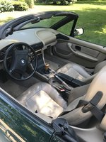 Picture of 1996 BMW Z3 2 Dr 1.9 Convertible, interior