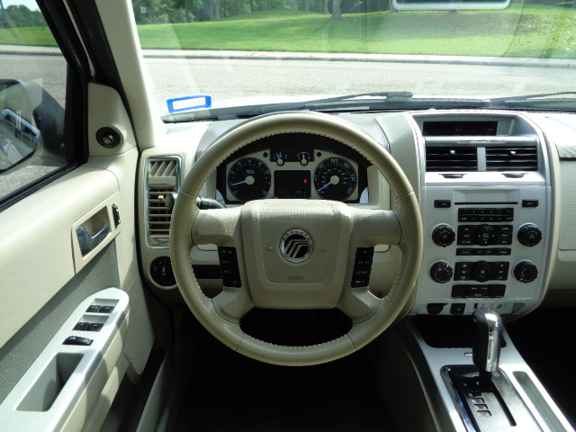 Mercury Mariner Premier Pic X on 2006 Mercury Montego Premier Interior