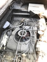 Picture of 1964 Chevrolet Corvair, engine
