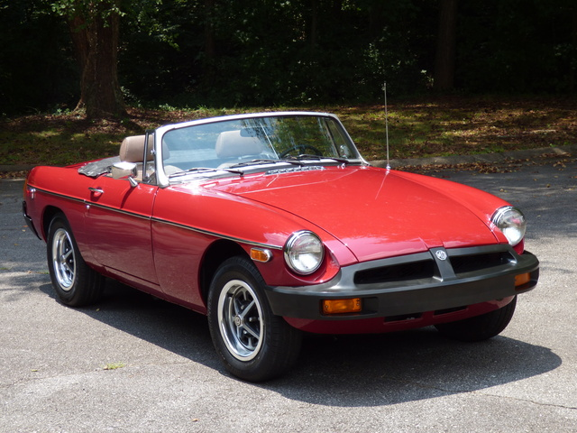 Picture of 1980 MG MGB