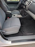 Picture of 2015 Toyota Tacoma Double Cab V6 4WD, interior