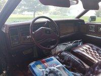 Picture of 1984 Cadillac Eldorado Base Coupe, interior