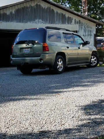 Picture of 2002 GMC Envoy XL SLE 4WD, exterior