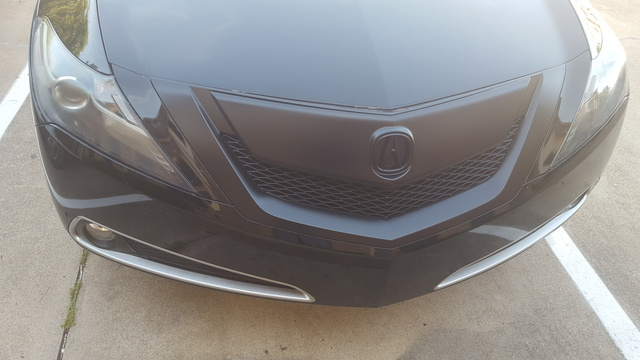 Picture of 2013 Acura ZDX SH-AWD