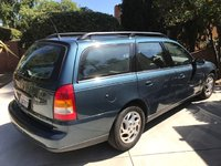 Picture of 2002 Saturn L-Series 4 Dr LW200 Wagon, exterior, gallery_worthy