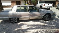 Picture of 1991 Cadillac Fleetwood Base Sedan, exterior, gallery_worthy