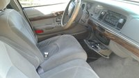 1999 Mercury Grand Marquis 4 Dr GS Sedan, Beautiful interior. Ltd blue., interior