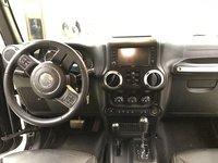 Picture of 2016 Jeep Wrangler Sahara, interior