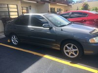 Picture of 2001 Nissan Sentra GXE, exterior