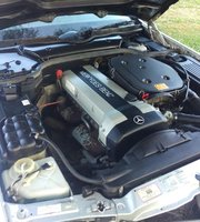 Picture of 1993 Mercedes-Benz SL-Class 300SL, engine