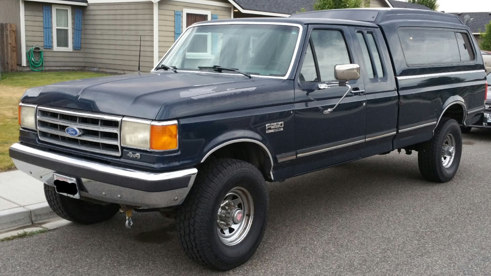 1990 Ford F 250 Overview Cargurus