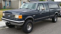 Picture of 1990 Ford F-250 2 Dr XLT Lariat 4WD Extended Cab LB, exterior, gallery_worthy