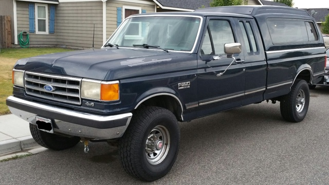 Picture of 1990 Ford F-250 2 Dr XLT Lariat 4WD Extended Cab LB