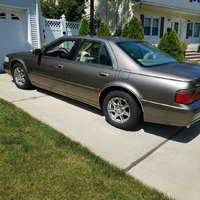 Picture of 2001 Cadillac Seville STS, exterior