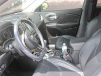 Picture of 2016 Jeep Cherokee Limited 4WD, interior