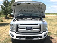 Picture of 2014 Ford F-250 Super Duty Platinum Crew Cab 4WD, engine
