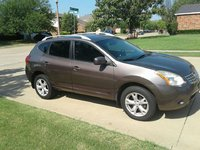 Picture of 2008 Nissan Rogue SL, exterior