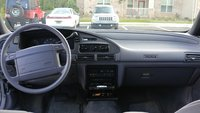 Picture of 1992 Ford Taurus L, interior