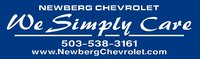 Newberg Chevrolet logo
