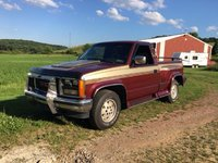 1989 GMC Sierra Picture Gallery