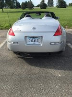 Picture of 2009 Nissan 350Z Roadster Touring, exterior