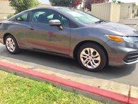 Picture of 2014 Honda Civic Coupe EX, exterior