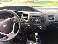 Picture of 2014 Honda Civic Coupe EX, interior