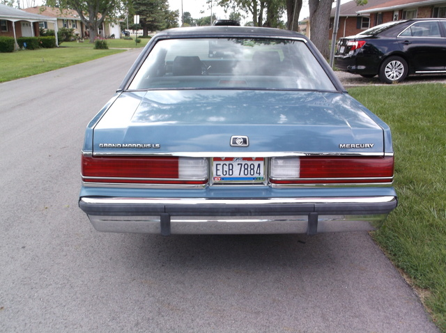 Picture of 1988 Mercury Grand Marquis