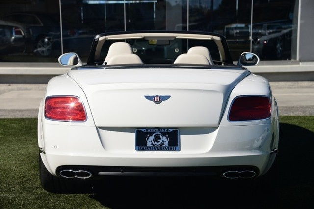 Picture of 2013 Bentley Continental GT Convertible V8