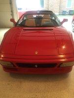 Picture of 1990 Ferrari 348, exterior