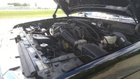 Picture of 1995 Ford Bronco XLT 4WD, engine, gallery_worthy