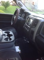 Picture of 2017 Ram 1500 Express Crew Cab 4WD, interior
