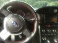 Picture of 2016 Subaru BRZ Limited, interior