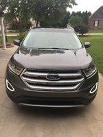 Picture of 2016 Ford Edge Titanium, exterior